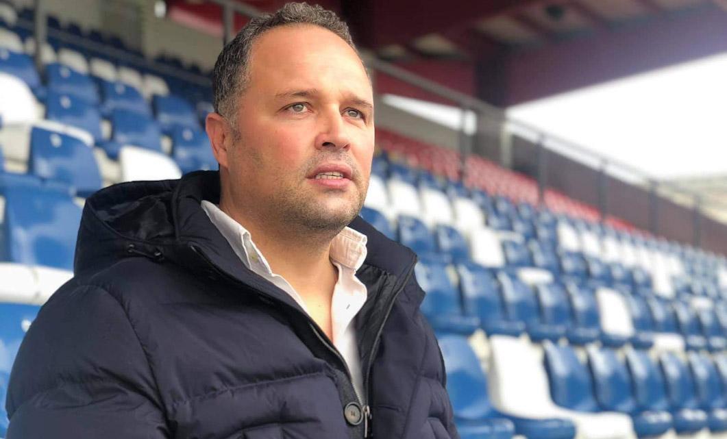 Vítor Campelos é o novo treinador do GD Chaves