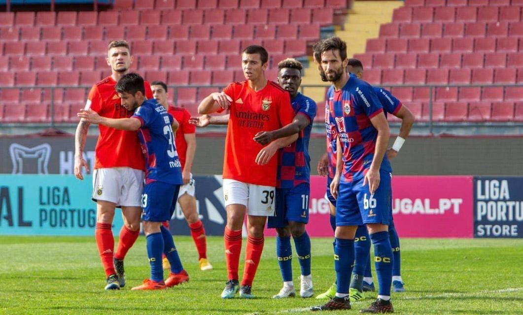 GD Chaves 0-0 SL Benfica B: Nulo na estreia de Vítor Campelos