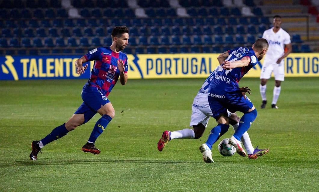 GD Chaves 2-2 FC Vizela: Raça flaviense recompensada com um ponto