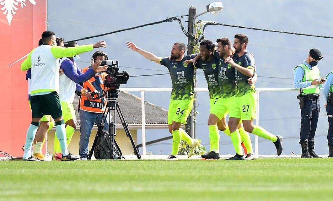 UD Oliveirense 0-1 GD Chaves: Wellington dá primeira vitória da era Campelos