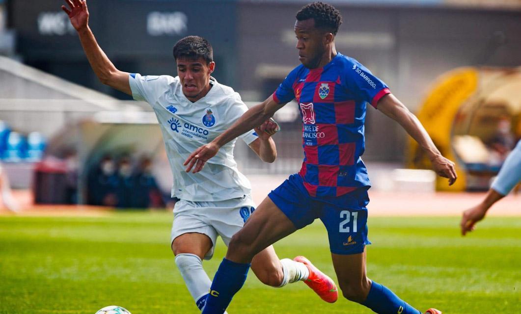 GD Chaves 1-1 FC Porto B: Falta de pontaria dita empate