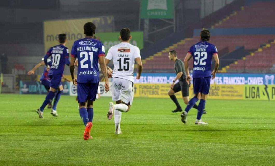 GD Chaves 2-1 FC Penafiel: Super-Roberto dá três pontos no último minuto