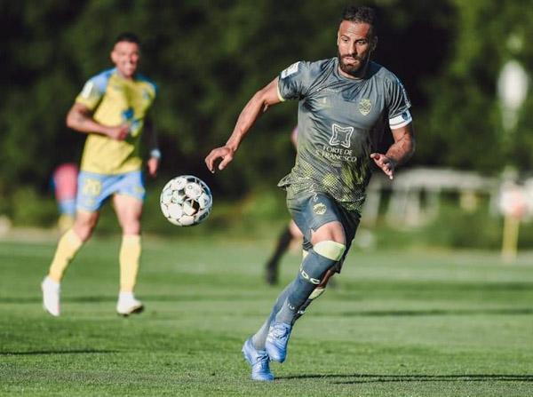 Luís Rocha foi o jogador mais utilizado da temporada e só falhou um jogo