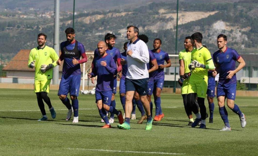 GD Chaves prepara nova época com 13 jogadores sob contrato