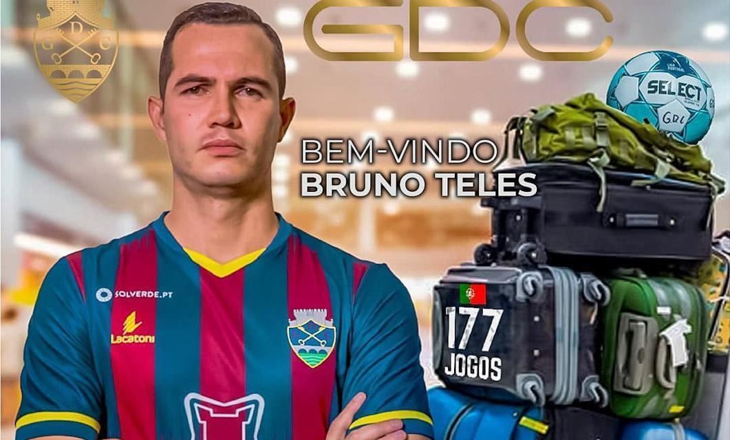 Da Briosa para Chaves: Bruno Teles traz experiência à defesa azul-grená