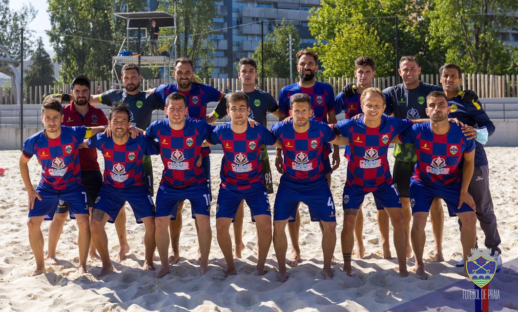 GD Chaves joga com espanhóis, russos e belgas na Euro Winners Cup
