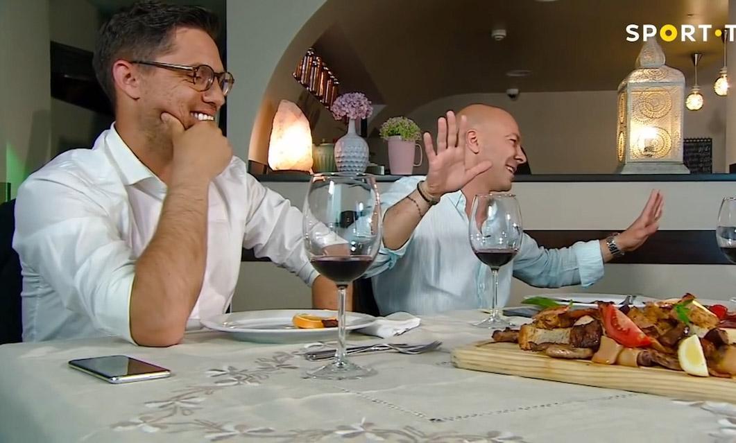 Lino e João Alves recordam histórias do GD Chaves no Bar Sport TV