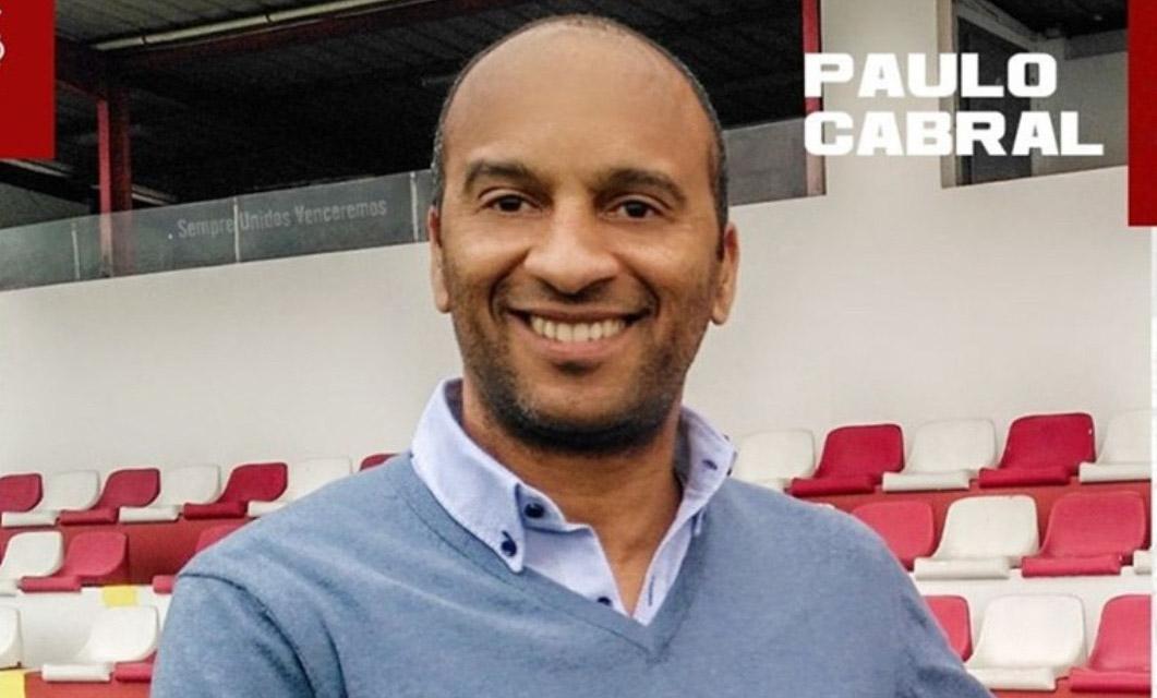 Paulo Cabral é o novo diretor desportivo dos Valentes Transmontanos
