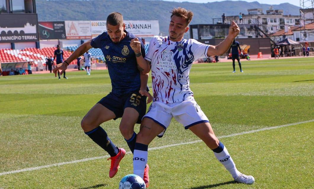 GD Chaves 4-2 FC Porto B: Reviravolta de raça transmontana