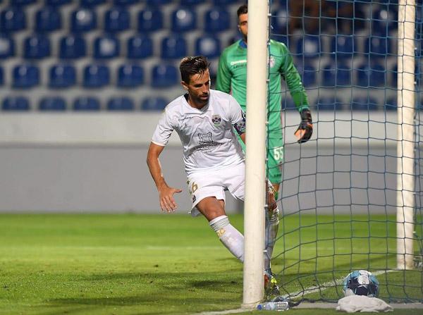 Nuno Coelho desiludiu no GD Chaves-FC Porto B
