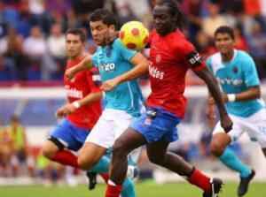 João Fernandes num jogo frente à UD Oliveirense