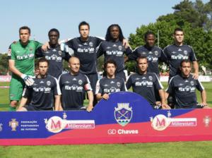 GD Chaves na final da Taça de Portugal