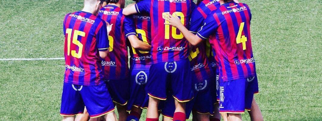 Juniores do GD Chaves goleiam no regresso às vitórias