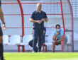 Vítor Campelos no jgo frente ao Benfica B