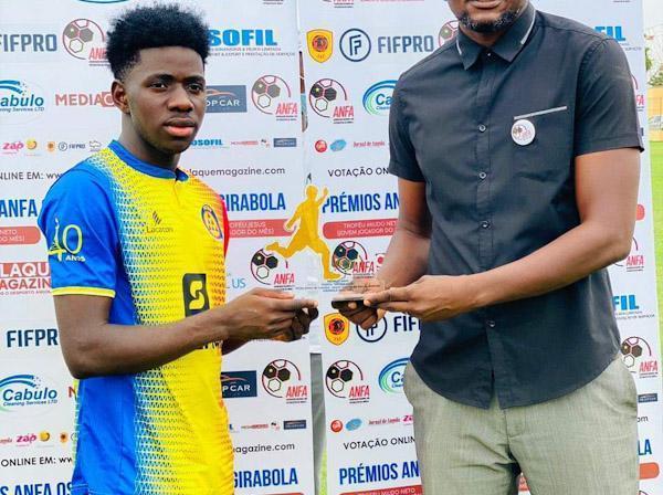 Picas foi um dos jogadores revelação do campeonato angolano