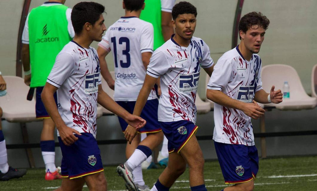 Juniores do GD Chaves goleiam o Freamunde por 4-1