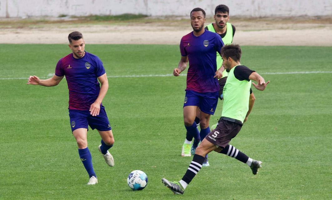 GD Chaves vence Mirandela por 3-0 em jogo-treino