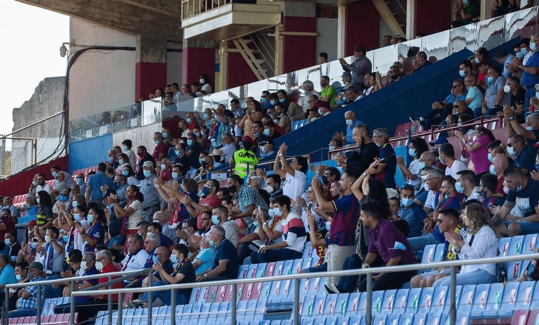 Estádios podem ter lotação esgotada a partir desta sexta-feira