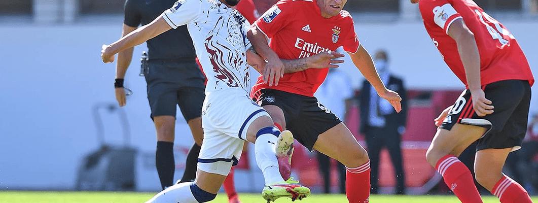 O GD Chaves foi derrotado na visita ao Benfica B